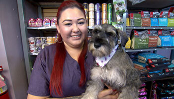 Jessica Tobar from Purrrfect Paws Grooming