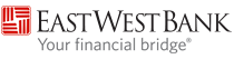 East West Bank Logo - Your financial bridge