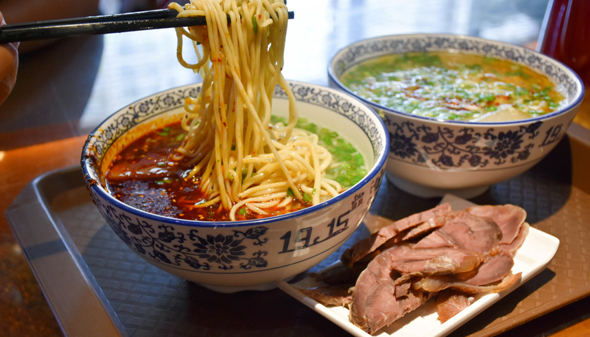 Clarissa Wei Shares The Recipe Of Lanzhou Beef Noodle Soup Reach Further