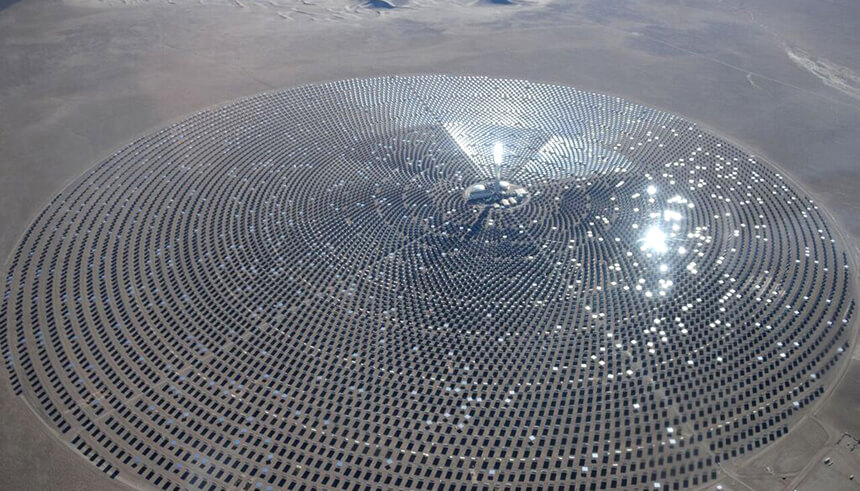 Germany Solar Power >> How solar thermal power can be the future of renewable ...